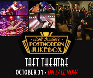 Scott Bradlee's Postmodern Jukebox - 10/31 at Taft Theatre