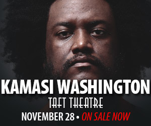 Kamasi Washington - 11/28 at Taft Theatre