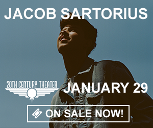 Jacob Sartorius - January 29 at 20th Century Theater