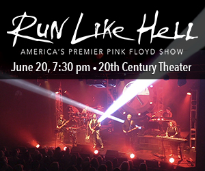 Run Like Hell: America's Premier Pink Floyd Show - June 20 at 20th Century Theater