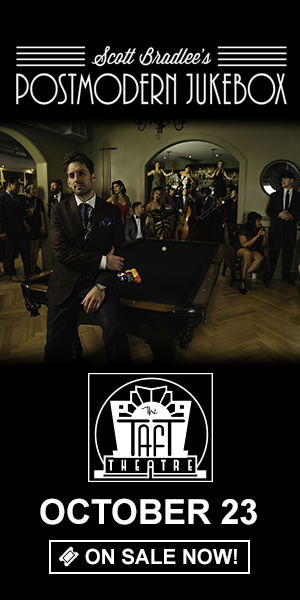 Scott Bradlee's Postmodern Jukebox - October 23 at Taft Theatre