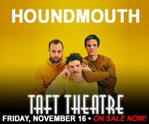 Houndmouth - Friday, November 16 at Taft Theatre