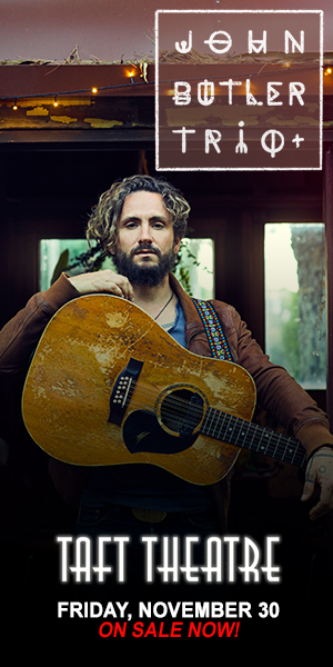 John Butler Trio - Friday, November 30 at Taft Theatre