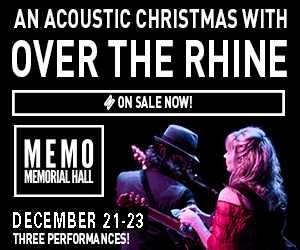 An Acoustic Christmas with Over The Rhine - December 21-23 at Memorial Hall