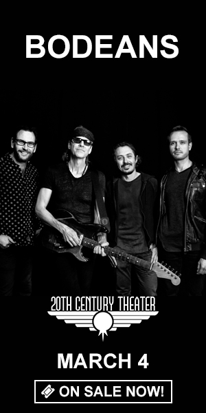 Bodeans - March 4 at 20th Century Theatre
