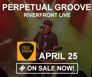 Perpetual Groove - April 25 at Riverfront Live
