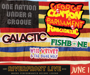 One Nation Under A Groove - June 1 at Riverfront Live