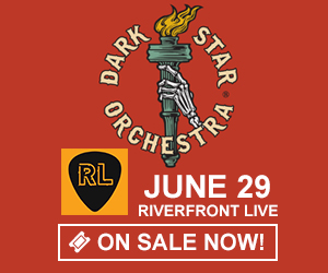 Dark Star Orchestra - June 29 at Riverfront Live