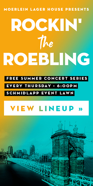 Rockin' The Roebling - Free Summer Concert Series Every Thursday