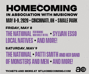 Homecoming Fest - The National / Sylvan Esso / Local Natives / Patti Smith / Of Monsters And Men
