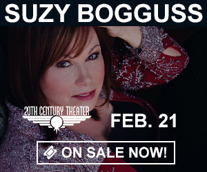 Suzy Bogguss - February 21 at 20th Century Theater