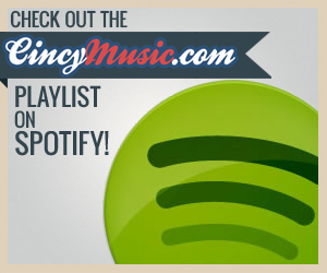 Check out the CincyMusic.com playlist on Spotify!