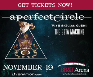 A Perfect Circle - 11/19 at BB&T Arena