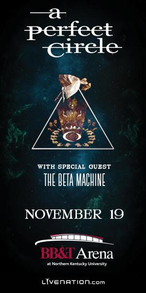 A Perfect Circle - 11/19 at BB&T Arena