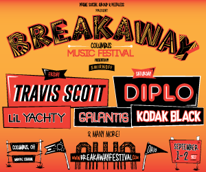 Breakaway Music Festival Columbus