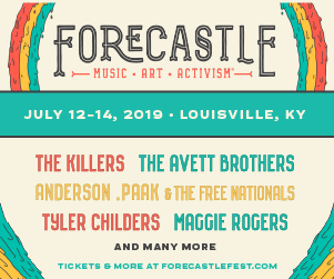 Forecastle Festival - July 12-14, 2019
