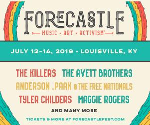 Forecastle Festival - July 12-14, 2019