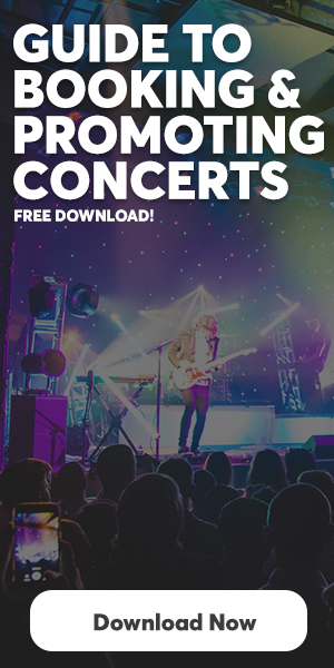 Guide to booking & promoting concerts