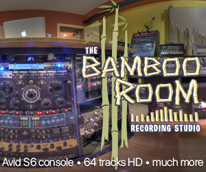 The Bamboo Room Recording Studio