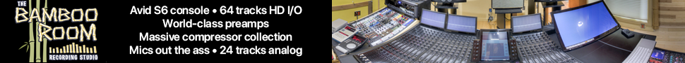 The Bamboo Room Recording Studio